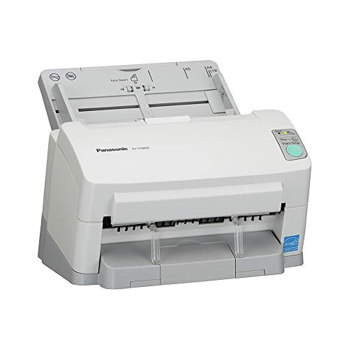 Great Features Of Panasonic KV-S1065C-H Document Sheetfed Color Scanner - 600 x 600 dpi - USB, ISIS ...