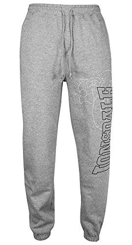 Lonsdale Pantalone Joggings Dartford Grigio 3XL (UK XXL)