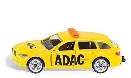 Siku 1422, Adac-Pannenhilfe Fahrzeug, Metall/Kunststoff, Gelb, Öffenbare Türen