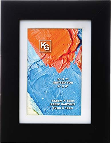 Kiera Grace Matted Classic Langford Picture Frame,...