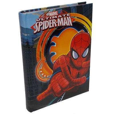 Agenda Spiderman, 20 x 14 cm (français non garanti)