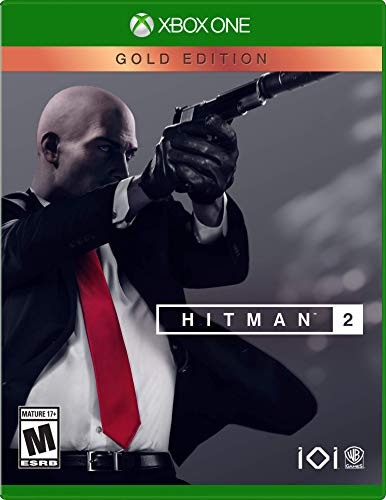 Hitman 2 - Gold Edition for Xbox One