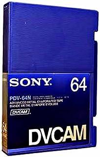 Sony PDV-64N DVCAM 64 Minute Tape (Non Chip) 10 Pack