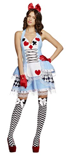 Smiffy's Fever Costume da Miss Wonderland, Taglia S
