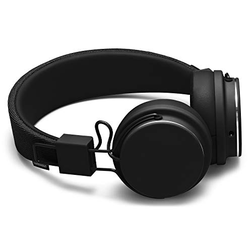 Urbanears Plattan 2 Wired Headphones – Black