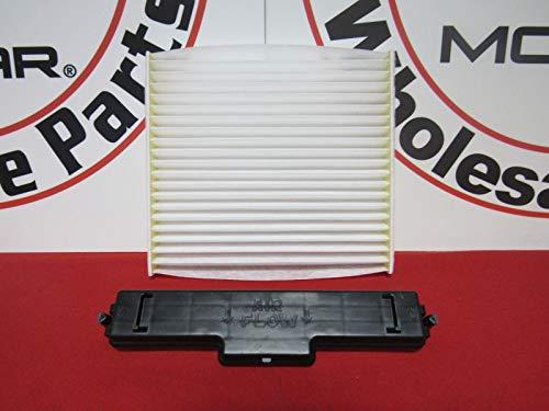 DODGE RAM 1500-5500 Cabin Air Filter & Filter Access Door UPDATED KIT NEW OEM MOPAR