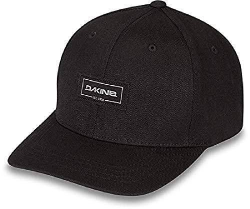 Dakine Homme, Mission Rail Ballcap Casquette, Noir, Taille Unique