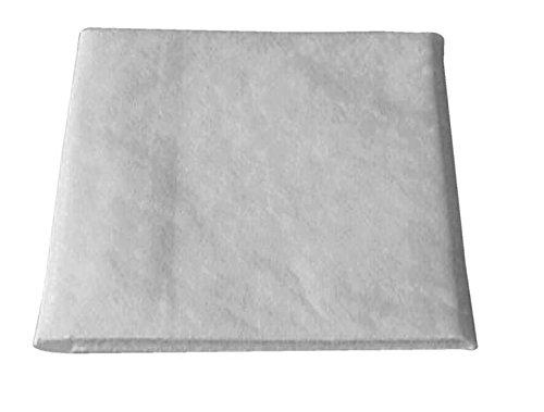 Elettrocasa CF1 Microfiltro Universale per aspirapolvere 29.5 x 21 cm