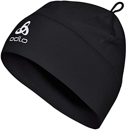 Odlo Kinder Hat Polyknit WARM Kids Mütze, Black