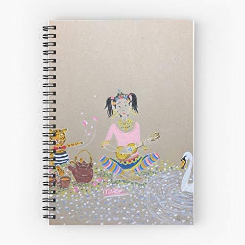 Goddess Tiger Cuddly Garden Saraswati Ponytails Music Ukulele Tote Cotton Very Bag | Bolsas de supermercado de lona Bolsas de mano con asas Bolsas de algodón duraderas