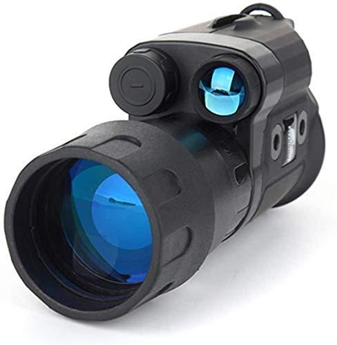 Binoculares, visión Nocturna visión Nocturna infrarroja del telescopio Integrados generación del radiador para la Salida de luz máxima y la Visibilidad de hasta 400 Metros telescopio DEPO.