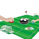 CMM Air Hockey, Mini-Terrain De Football Flottant Électrique Convient À des...
