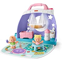 Fisher-Price Little People Cuddle & Play Nursery Play Set
