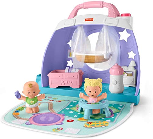 Fisher-Price Little People Cuddle & Play Nursery Play Set For $9.99 From Amazon After $10 Price Drop