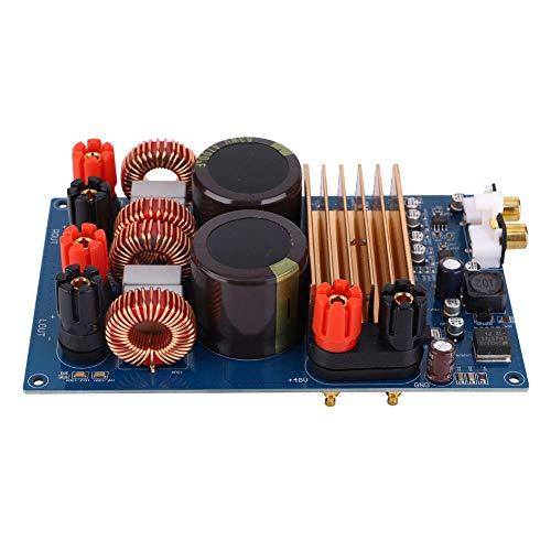 TPA3255 Scheda amplificatore ad alta potenza 300 W + 300 W, amplificatore di potenza digitale HIFI DC48V classe D, amplificatore audio DC digitale da 20Hz a 20KHz