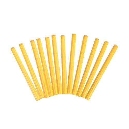 Guoyy 14 st/ücke hei/ßkleber sticks Schmelzklebstoff 11 mm DIY-Reparaturwerkzeug Elektrische Klebepistole Mischfarbe