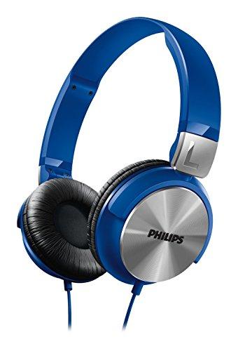 Philips SHL3160 - Auriculares de diadema cerrados tipo DJ (1500 mW,...