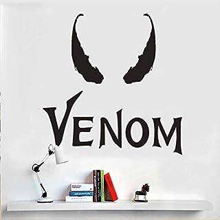 Venom Wall Sticker Decal for Kids Room PVC Cartoon...