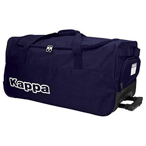 Kappa Tarcisio Bolsa de Viaje, Sin género, Azul, M
