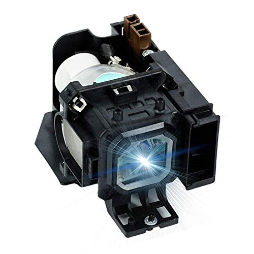 AWO VT85LP / LV-LP26 Replacement Lamp Bulb with Housing for NEC VT480,VT490,VT491,VT495,VT580,VT590,VT595,VT695 for Canon LV-7250,LV-7260,LV-7265