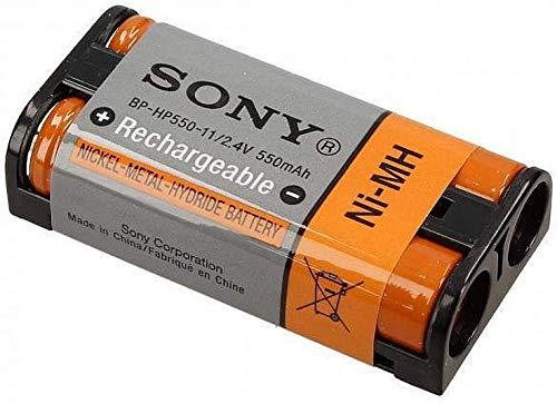 Sony BP-HP550-11 - Original Wiederaufladbare Batterie für Sony Kopfhörer