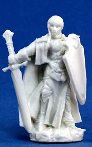 1 x ISBEAU Laroche Paladin - Reaper Bones Miniatura para Juego de rol Guerra - 77079