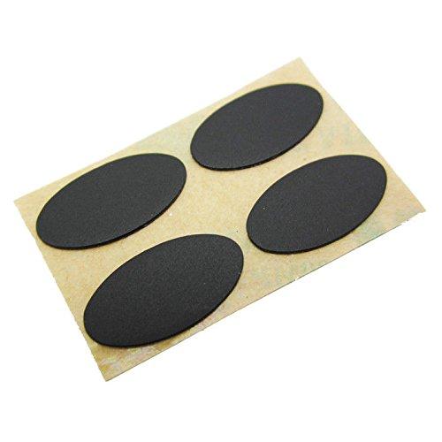 Feicuan Mausfüße Skates Teflon Mausgleiter Pad für Gaming Maus Logitech MX620/MX1000/MX610/MX600 (0.6mm,Pack of 2)