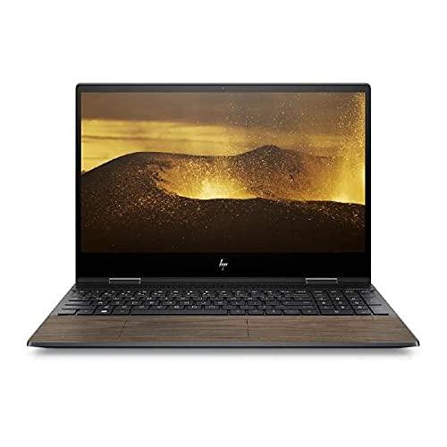 HP(エイチピー) 15.6型ノートパソコン HP ENVY x360 15-dr1012TU ナイトフォールブラック & ナチュラルウォールナット(i7/8GB/512GB/Optane) 8WE00PA-AAAA