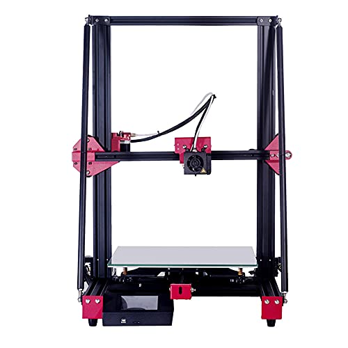 3D Printer Huge Build Volume Power Supply 3D Printing Machine for automotive industry with Upgraded Nozzle(British regulatory)