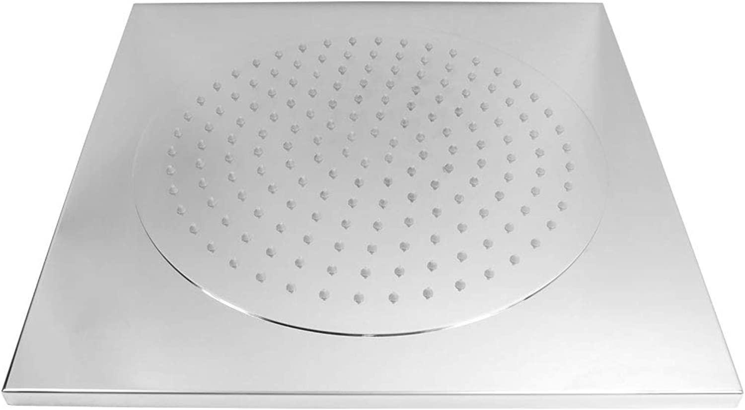 Stainless Steel Ceiling Shower 500mm x 500mm x 15mm by Sanlingo