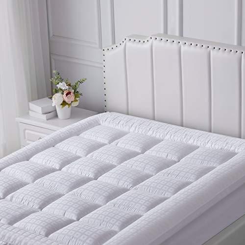 100 cotton mattress pad - 4
