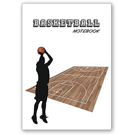 ドリームエイド バスケットボールノート B5
