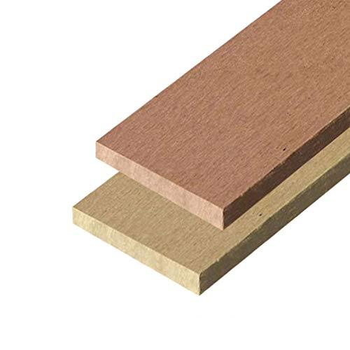 人工木 板材 JJウッド006 10枚セット(900×100×8mm / ベージュ) aks35035 木板 板 フェンス