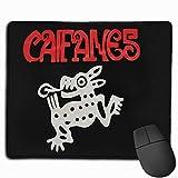 Caifanes Rectangular Non-Slip Rubber Mouse Pad 2530
