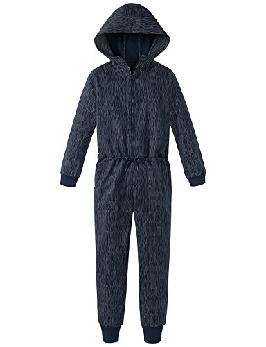 Schiesser Jongens Mix & Relax Jumpsuit eendelig pyjama
