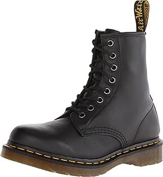 Dr Martens Women s 1460 W Nappa Combat Boot Black 8