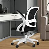 Comhoma Office Chair Ergonomic Desk Chair Mesh Computer Chair with Flip Up Armrest,Mid Back Task...