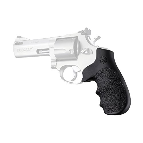 Hogue 73000 Taurus Tracker/Judge Rubber Grip w/Finger Grooves
