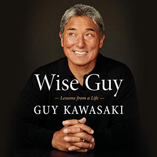 Wise Guy audiobook cover art