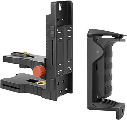 Firecore Multi-Function Laser Level Mount, Magnetic Bracket Adapter, Adjustable 1/4