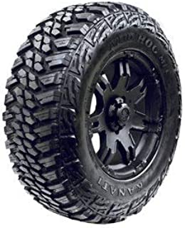 Kanati Mud Hog M/T Off- Road R Tire-35125015 118Q