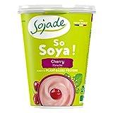 Sojade Yogurt Soja Cereza 400G Bio Sojade 1 Unidad 400 g