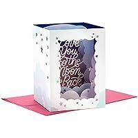 Hallmark Paper Wonder Pop Up Anniversary or Everyday Love Card