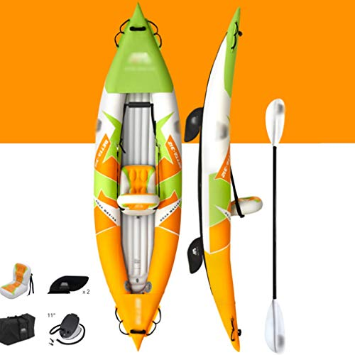YUESFZ Kayaks y piraguas de mar Piragua Hinchable Canoas