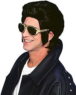 Forum Novelties Men's 1950's Costume Greaser Wig