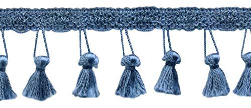 Buy Bargain DÉCOPRO 24 Yard Package|2.5 Inch Tassel Fringe Trim|Basic Trim Collection|Style# ETFC|C...