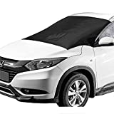 Windshield Snow & Ice Cover, Waterproof, Sun Protection for All Cars, Trucks, SUVs, MPVs, with Magnetic (47' × 82')