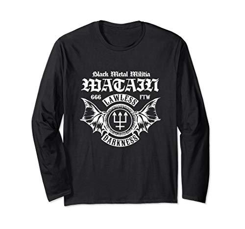 Watain - Lawless Darkness - Official Merchandise Langarmshirt