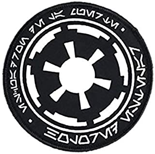 Imperial Seal PVC Tactical Morale Patch - Perfect Hook Backed Patches to Add on to Uniforms, Jackets, Backpacks - by Patch Panel