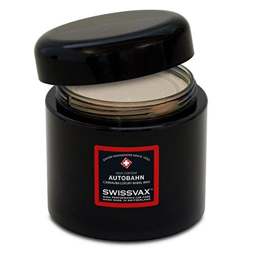 Preisvergleich Produktbild SWISSVAX / SWIZÖL AUTOBAHN Felgenwachs mit Antihaft-PTFE,  200 ml
